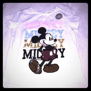 🚨🔥New Big Kids Girl Mickey Mouse T-shirt🔥🚨